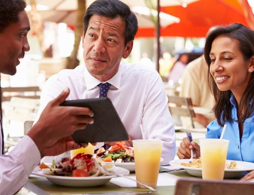 Deducting Meals & Entertainment Expenses